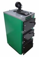 Котел твердотопливный АДЕС 15 kW