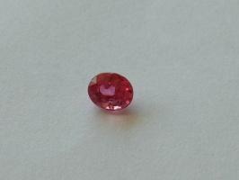 Сапфір рожевий