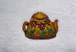 Чайничек – декор для кухни