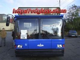 Лобовое стекло для автобусов МАЗ МАН , MAZ-MAN  103, 104 в Никополе