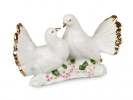 Фігурка декоративна «Закохані» 11 см