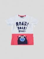 16-7 Детская Футболка для мальчика / одежда Турция / дитяча футболка