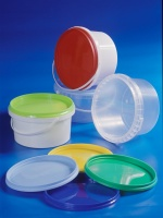 Пластиковая тара для пищевых продуктов, ведра 0,500 мл