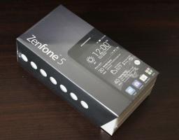 Asus Zenfone 5 1/8Gb, процессор z2580
