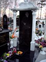 Памятник с колонами №6