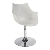 Кресло Кристаль белое