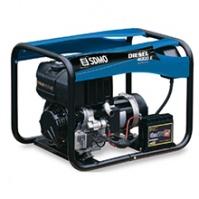 Генератор дизельный SDMO Diesel 4000E XL 3,4кВт однофазный