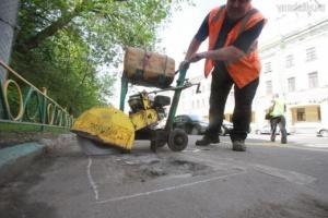 Асфальтирование и ремонт дорожных покрытий. Установка бордюров