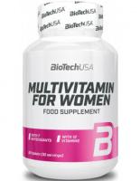 BioTech USA, Multivitain for Women 60 таблеток