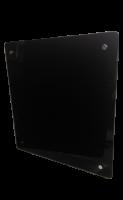 Настенная нагревательная стеклокерамическая панель Sunglass Evolution HGlass IGH 6060 500 Вт черная белая