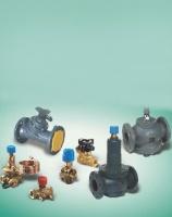 Автоматические и ручные балансировочные клапаны Danfoss