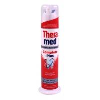 Зубная паста Theramed Complete Plus с дозатором 100 мл.