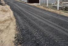 Дороги с асфальтовой крошки. Установка бордюров. (067)159-14-65 Асфальтирование Строительство Ремонт дорог.