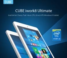 Планшет Cube iwork8 Ultimate