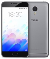 MEIZU M3 Mini gray 2/16 Gb