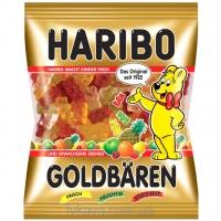 Желейные конфеты Haribo Goldbaren, 200 гр,