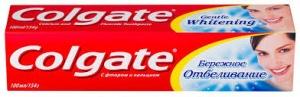 Колгейт зубная паста 100 мл отбеливание