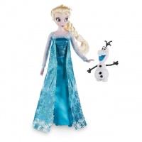 Кукла принцесса Эльза. Фроузен. Холодное Сердце.
