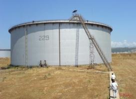 Очистка емкостей от нефтепродуктов и отходов