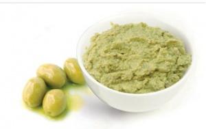 Паста с зеленых оливок «Green olive paste»