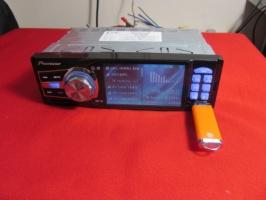 Pioneer 3610 Blue (AVI / DVIX / MP4 / МР3 / Jpeg / WMA)
