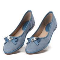 Жіночі балетки Terra сині