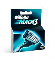 Безопасные бритвы Mach3 2 штуки/упаковка,оригинал