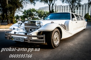 АРЕНДА ЛИМУЗИНА Rolls-Royce (Ролс- Ройс) Экскалибур Фантом ( EXCALIBUR PHANTOM ) в Харькове