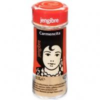 Имбирь сушеный молотый «Carmencita»jengibre 47г