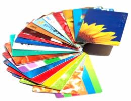 Карточки пластиковые