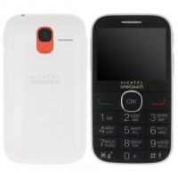 Alcatel 2004C White