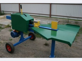 Электромеханический дровокол (колун)