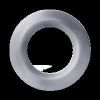 Деко. накладка для LED светильника SDL mini, Сатин-никель (по 2 шт.)