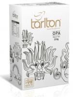Чай черный Тарлтон ОПА 250 г крупнолистовой Tarlton OPA leaf tea black