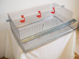 Клетка для перепелов 30-40 шт.