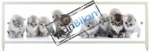 Экран под ванну Пан Билан - АРТ 150см. Котята
