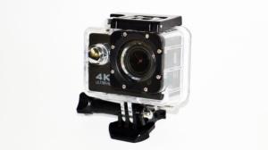 Action Camera VX-3 WiFi 4K + пульт (Экшн камера)