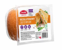 Безглютеновый белый тостовый хлеб