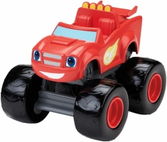 Fisher-Price Nickelodeon Blaze and the Monster Machines Talking Blaze, Говорящий Вспыш, Вспыш и чудо машины