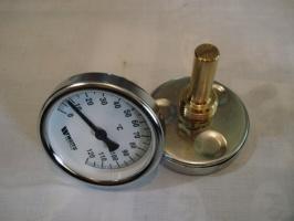 Термометр TB-63 с гильзой Watts