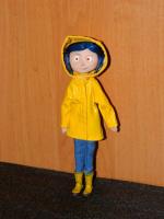 Кукла Каролина в стране кошмаров