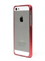 БамперAlloy X для iPhone 5, Red