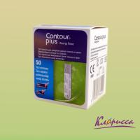 Тест-полоски Contour Plus № 50