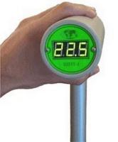 Термоштанга - измерение температур зерновых.