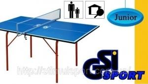 Теннисный стол Junior + 2 ракетки и шарики