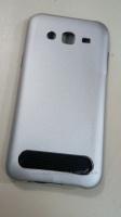Суперпрочный чехол-накладка Motomo со встроенным магнитом для магнитного автодержателя на Samsung