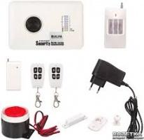 популярнейшая беспроводная сигнализация GSM 10C PoliceCam - обновленная модификация GSM 10A