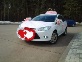 Авто на свадьбу в Краматорске