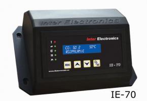 IE-70 Автоматика для котла с автоматической подачей топлива