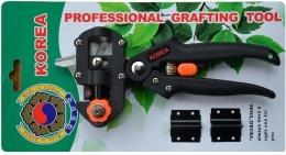 Прививочный секатор Professional Grafting tool АКЦИЯ !!! 3 лезвия в ПОДАРОК !!!